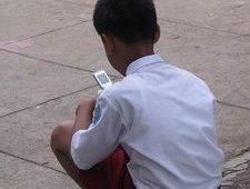 anak ponsel